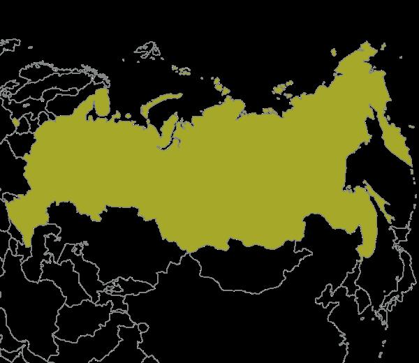 carte-Russie